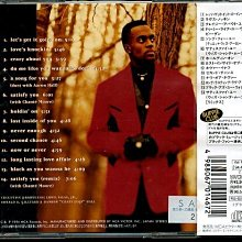 K - DAMION HALL - Straight to the Point - 日版 - NEW 1994