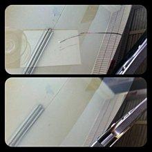到府不加價永久保固【高雄】汽車玻璃修補 玻璃刮傷處理 大燈內外翻修~立可補