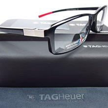信義計劃 TAG Heuer 眼鏡 TH 0514 亞洲版 膠框方框 搭配豪雅錶 超越Mykita Bywp