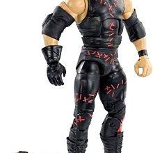 ☆阿Su倉庫☆WWE摔角 Kane Elite 31 Action Figure 大紅色殺人機器最新精華版人偶附出場面具 熱賣