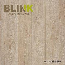 【BLINK】抗潑水AC5等級超耐磨卡扣木地板 銀河 502 德州原橡(連工帶料/坪)