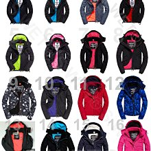 S.WET®現貨 極度乾燥 Superdry Windcheater Arctic 風衣 外套 刷毛 保暖 女款16色