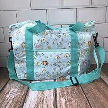 日本 角落生物 可掛行李箱 行李袋 旅行袋 健身包 手提斜背包側背包 行李包 出差 運動旅行出國 生日禮物