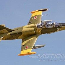 《TS同心模型》飛翼 Freewing 80mm L-39 / L39 KIT+S版 戰鬥迷彩塗裝