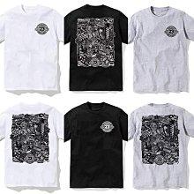 【DOOBIEST】23周年 限量版 短T 黑/白/灰/深紅