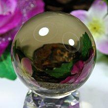 孟宸水晶 = A9047  (100%天然超清透茶水晶球316克)