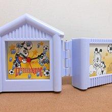 【房屋造型鬧鐘】卡通鬧鐘/床頭鬧鐘/兒童鬧鐘/小鬧鐘/指針鬧鐘(二手)
