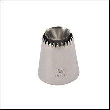 三能 大號18齒 曲奇花嘴 SN7145 特殊花嘴  烘培器具~MJ的窩~