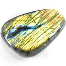 【寶貝多】♞a1193 石來運轉~拉長石寶石原石39
