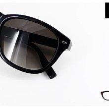 【My Eyes 瞳言瞳語】BOSS 流線型太陽眼鏡 雙側铆釘造型 中性氣質