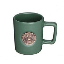 《琉璃生活》星巴克 starbucks Demi綠復古女神馬克杯 16OZ 綠復古 奶茶棕 生日禮物 新年禮物 交換禮物