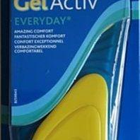 2021年現貨促銷,英國製造品質保證,爽健 Scholl Gel Activ 男士彈力吸震健康鞋墊,遊英時原裝帶回