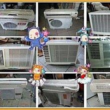 台中便宜二手家具賣場 樂居全新中古傢俱店 二手冷氣*中古冷氣 分離式 窗型冷氣2990 日立冷氣 冰箱 洗衣機 液晶電視