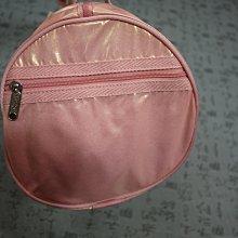 Lesportsac 降落傘防水布手提圓桶包 保證真品