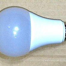白牌LED 省電燈泡  E27燈頭 12W白光  AC110V 裸裝  現貨不用等