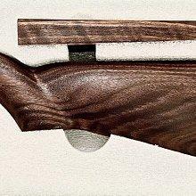 【WKT】華山 0521雙管散彈瓦斯槍舊化長槍托組-FSX038
