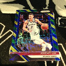 18 19 Prizm Choice - 林書豪Jeremy Lin 3色Choice亮面平行卡