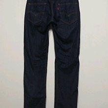 專櫃品牌 Levis 511牛仔褲  修身窄管 原色彈性款 限量R標-男款-29腰【JK嚴選】
