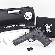 【WKT】特惠下殺套裝組 德國 UMAREX Colt 1911 A1 4.5mm/.177 轉輪CO2喇叭彈膛線手槍