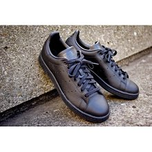 adidas Originals Stan Smith 全黑 M20327 男女款休閒 運動 慢跑鞋 籃球鞋