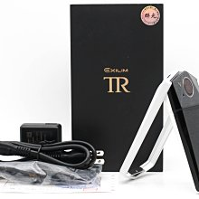 【台南橙市3C】Casio TR70 TR-70 白 自拍神器 美顏相機  二手TR #43579
