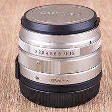 【台中品光攝影】CONTAX Planar T* Carl Zeiss 45mm F2 45/2 G45 G鏡 可轉接 NEX M43 #38327A