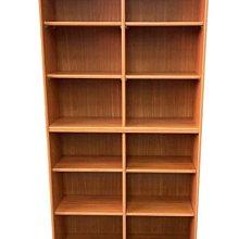 【宏品二手家具】台北全新中古2手傢俱家電最便宜 EA367BA*全新木紋書架*書櫃 置物櫃/電視櫃/矮櫃/平面櫃