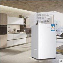 【興達生活】Haier/海爾 BC`93TMPF 93升單門冷藏家用節能小型電冰箱