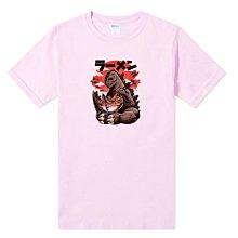 Kaiju Ramen 短袖T恤 4色 日本 拉麵 海浪 酷斯拉 哥吉拉 GODZILLA 浮世繪波浪 Japanese