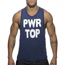 ADDICTED AD452 POWER TOP TANK TOP 運動型男健身背心 【G-Punch】