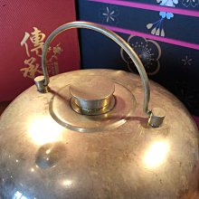 古董 早期 銅製 暖水壺