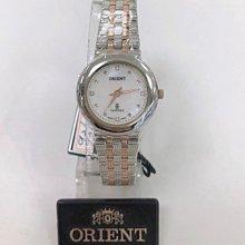 可議價 ORIENT東方錶 女 簡約時尚女 石英腕錶 (HM52X41) 24mm