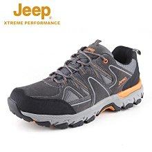 Jeep吉普登山鞋男戶外鞋防滑輕便越野跑步鞋透氣保暖徒步鞋運動鞋