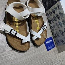 正品 真品 勃肯 專櫃 全新 Birkenstock 繫帶 羅馬鞋  涼鞋 拖鞋 35號 Birk