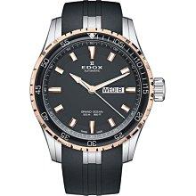 全新瑞士EDOX依度Grand Ocean背簍空日曆腕錶陶瓷機械表300米ORIS浪琴MIDO雷達SINN豪雅