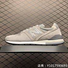 NEW BALANCE 996 3M反光 灰 休閒運動 慢跑鞋 CM996BG 男女鞋