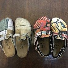 男童 二手極新Birkenstock涼鞋  2雙一起出清