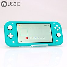【US3C-小南門店】公司貨 任天堂 Nintendo Switch Lite Turquoise 藍綠色 電動遊戲主機 二手電玩 二手主機