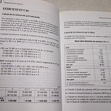 【考試院二手書】《GESTION DE ERESORERIE ET RISQUE DE TAUX》七成新(B11A45)