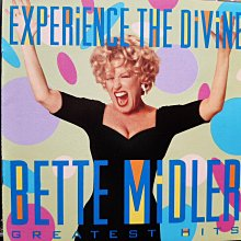 Better Mioler~Experience The Divine~Greatest Hits,貝蒂米勒~精選輯。