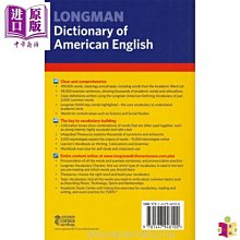[文閲原版]Longman Dictionary of American English with online acc