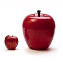 QUALY 紅蘋果置物盒 . 收納盒(大)