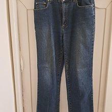 二手 BIG TRAIN 寬版牛仔褲
