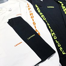 【希望商店】LAPRIMA LAP LOGO LS TEE 印花 刺繡 麒麟臂 長袖T恤