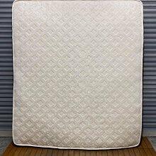 【樂居二手家具館】全新中古傢俱家電 B0303DJJ 白色七尺獨立筒床墊 庫存貨 加大床組 床底 寢具 床架 租屋套房