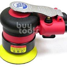 "BuyTools-Air sander《專業級》靜音3吋氣動研磨機 磨砂機 打蠟機 3""散打 2.5mm偏擺減震「含稅」"
