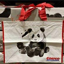 好市多專職代購-KEEPCOOL 貓熊設計購物袋 -尺寸52*30*37公分