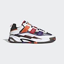 限時特價 南◇2021 6月 ADIDAS CNY NITEBALL 經典鞋 S24182 白橘紅紫 籃球概念 運動鞋
