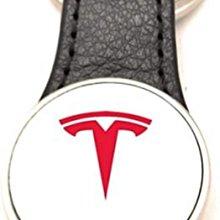 德國特斯拉Tesla 皮套皮革卡片鑰匙/鑰匙圈/鑰匙保護套/model 共4款任選一款