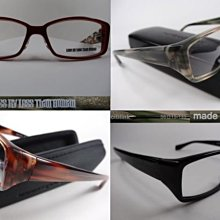 【信義計劃】全新真品 公司貨 LESS BY Less Than Human 人間失格日本製 手工眼鏡 膠框方框